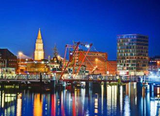 Städtereise Kiel