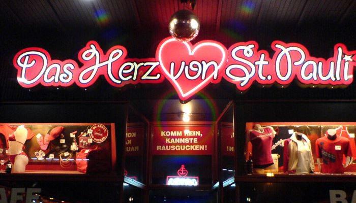 Bars St. Pauli Hamburg