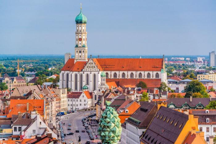 Augsburg St. Ulrich